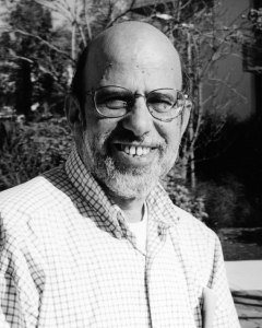 Allen Greenberger, professor of history, 1966-1989
