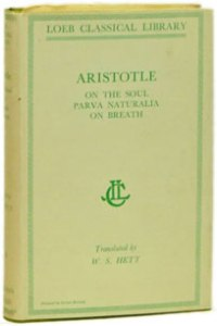 Book cover - Aristotle on the Soul