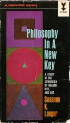 Book Cover - Philosophy in a New Key