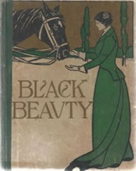 Book Cover - Black Beauty