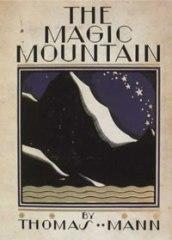 Book Cover - The Magic Mountain