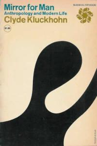 Book Cover - Mirror for Man