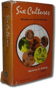 Book Cover - Six Cultures