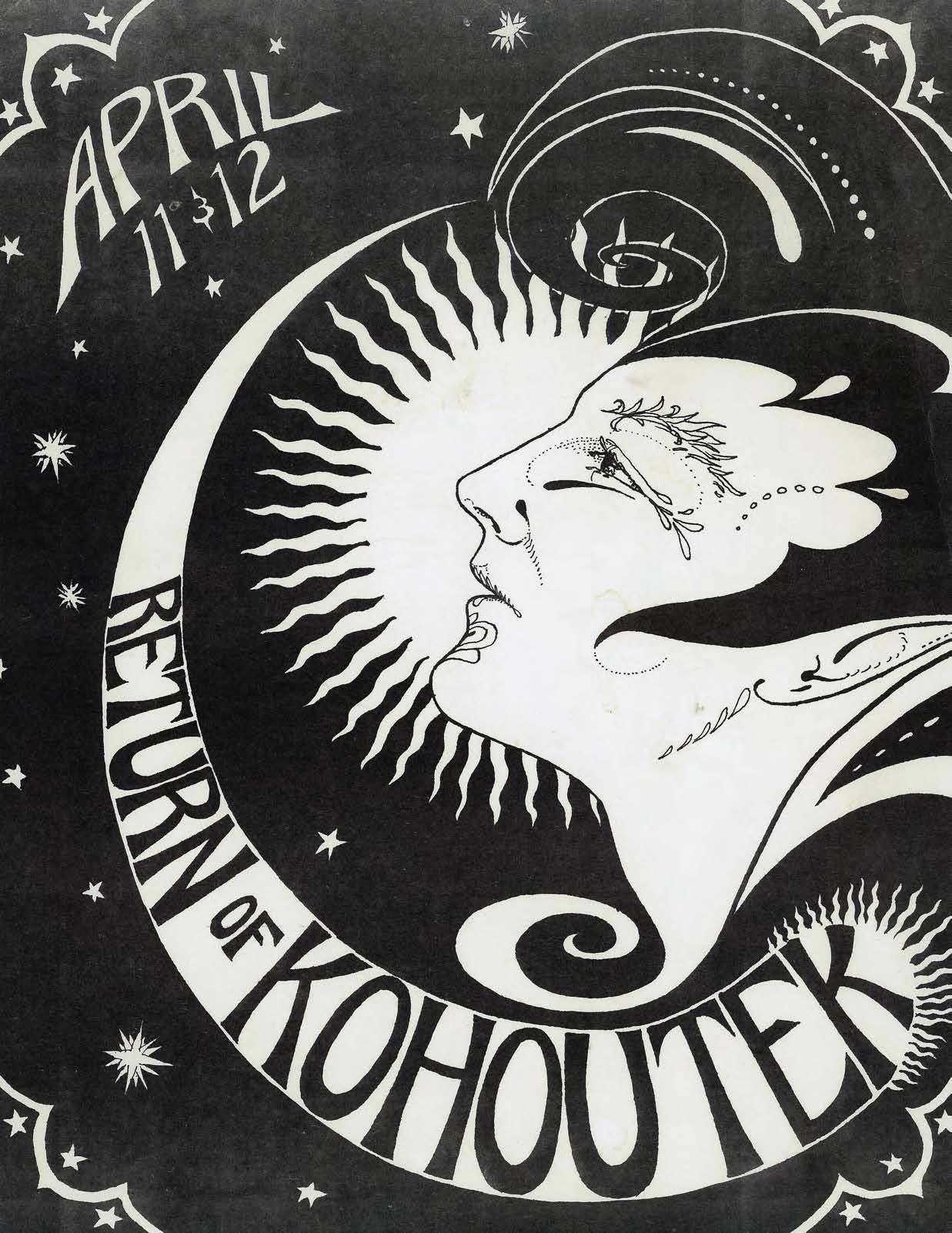 1975 - Alternate poster for Kohoutek II