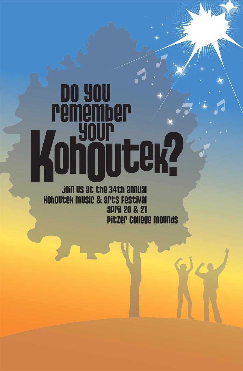 2007 Kohoutek postcard front