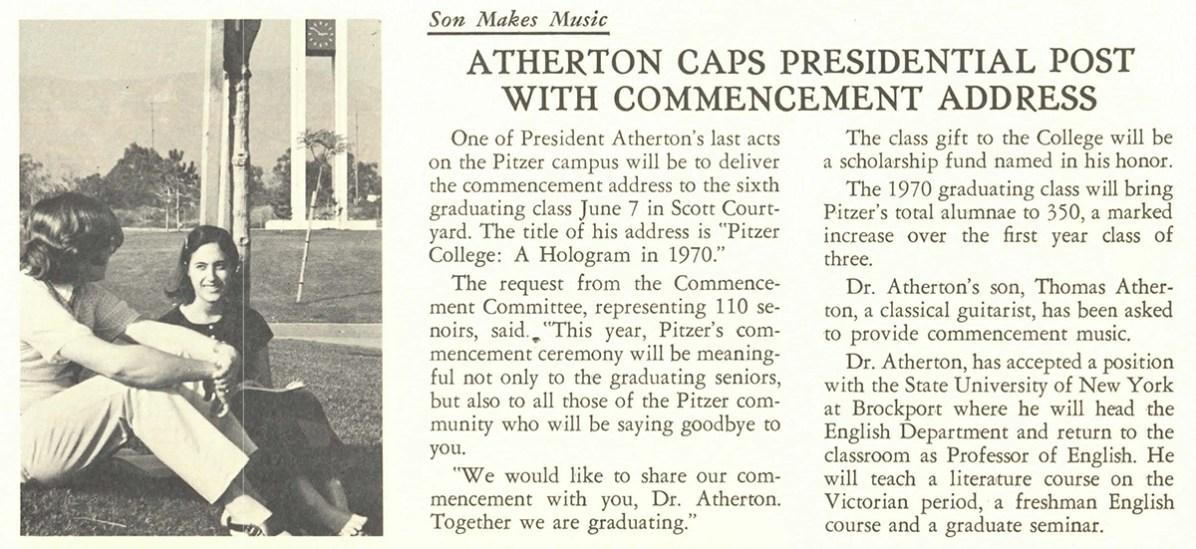 The Participant: April, 1970, Vol. 4, No. 2, page 3