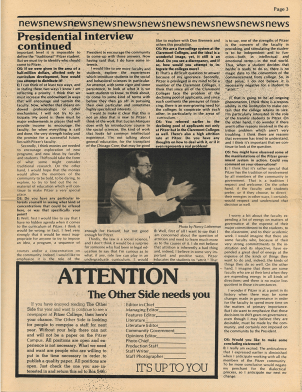 The Other Side: April 20, 1979, Vol. 2, No. 4, page 2