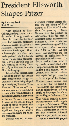 The Other Side: November 22, 1988, Vol. 13, Issue 7, page 2