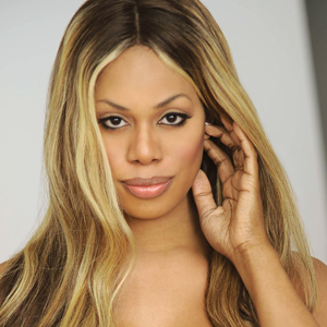 Laverne Cox (Photo by Melissa Hamburg)