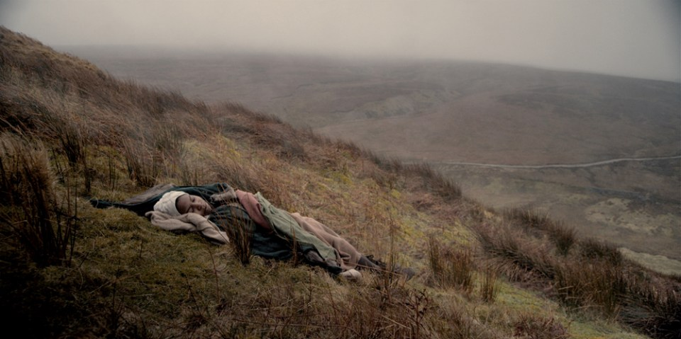 Still from Peripeteia (Dir. John Akomfrah, 2012.) Courtesy of Carroll / Fletcher gallery, London.