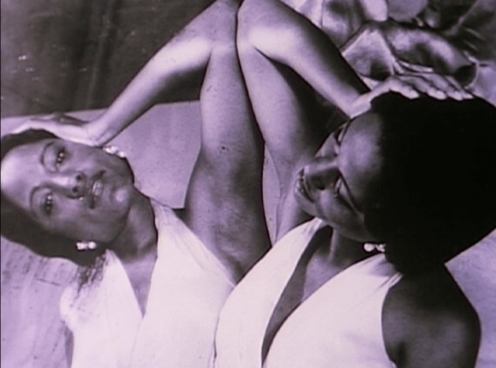 Cheryl Dunye. Flim still from The Watermelon Woman, 1996. Photograph by Zoe Leonard. Courtesy of the artist.