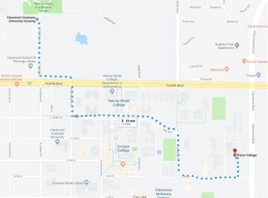 Map of Pitzer to CCA