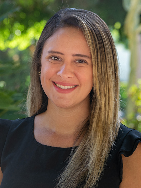 Carolina Rodriguez, Assistant Director for Career Development
