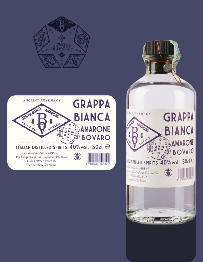 GRAPPA ANCIENT PHARMACY