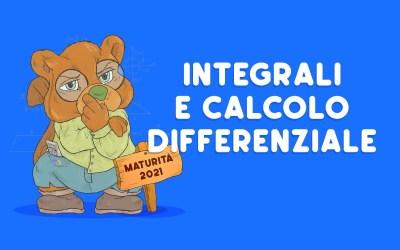 Integrali e calcolo differenziale