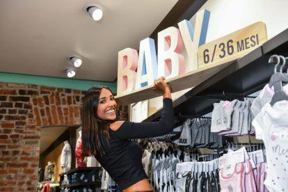 Juliana Moreira shopping terranova linea baby