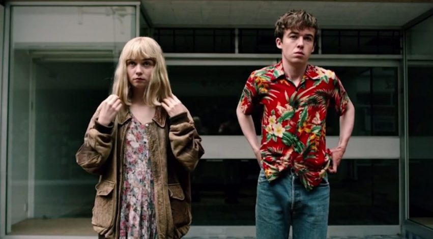 The End of the F***ing World: Alyssa