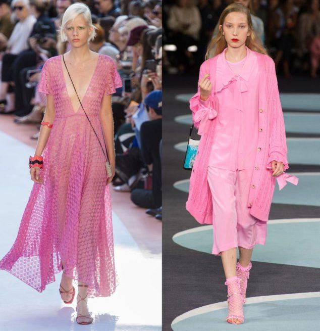 abiti rosa
