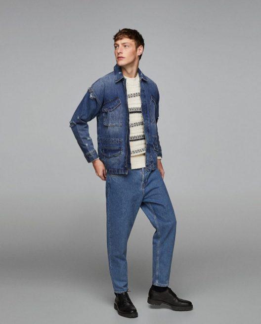 giubbotto jeans