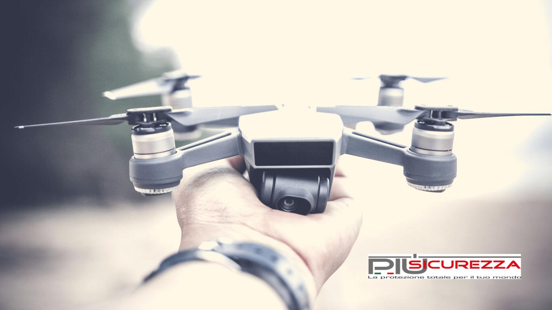 ladri e droni