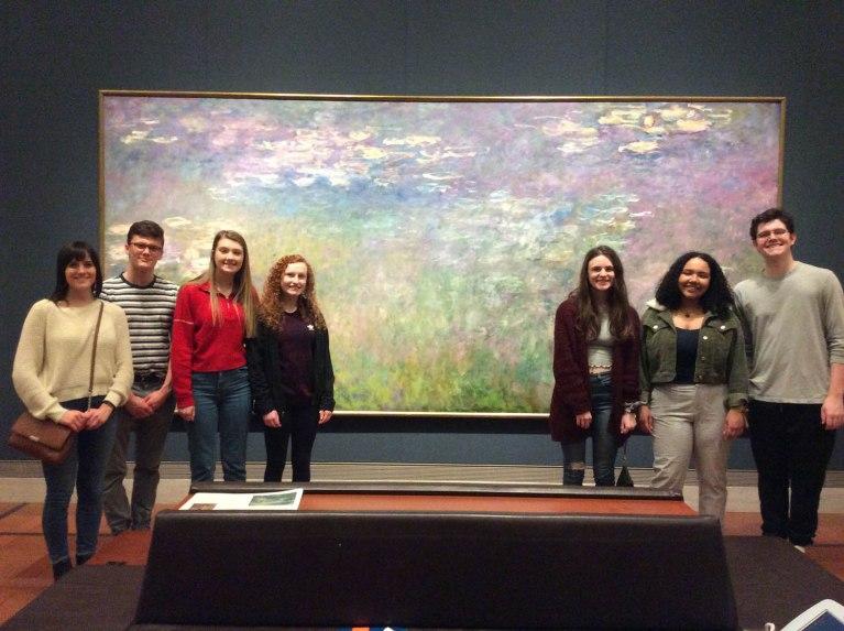 art AP museum acadeca