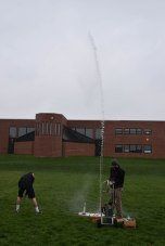 physics test launch rockets