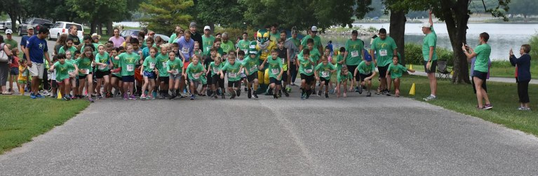 thunderbolt fun run