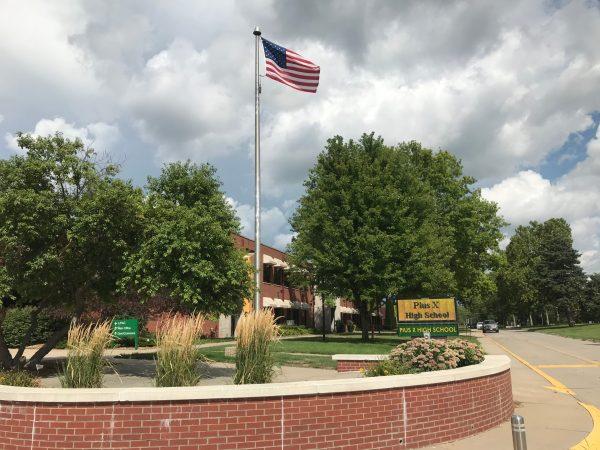 campus flag