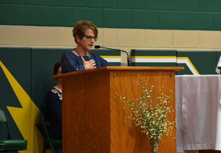 speech julie heftie