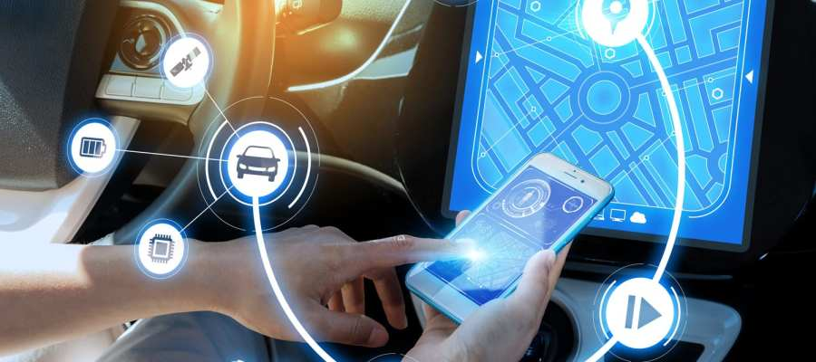 Ecommerce platform for connected vehicles | PiVAL International