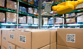 A warehouse featuring an RFID inventory management system. Is your business ready to use an inventory management system? Here's what you need to know on understanding inventory management systems.
