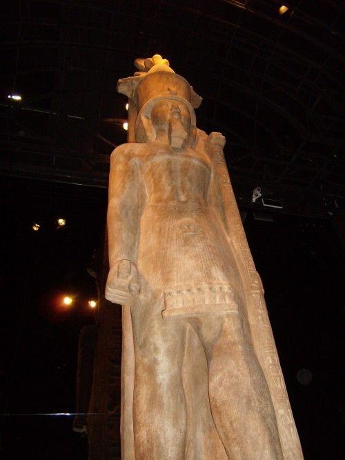 Museo Egizio Torino: nuovo allestimento