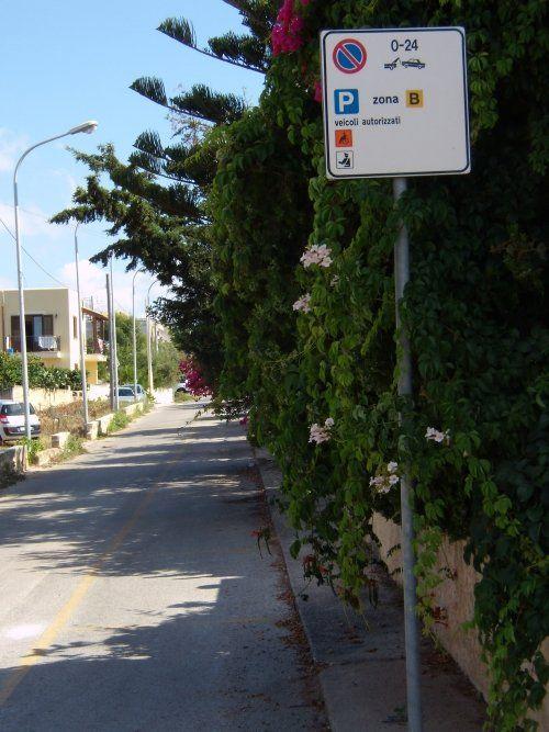 San Vito Lo Capo - zona gialla