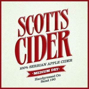 Scott's Cider