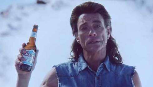 Van Damme i nova reklama za pivo