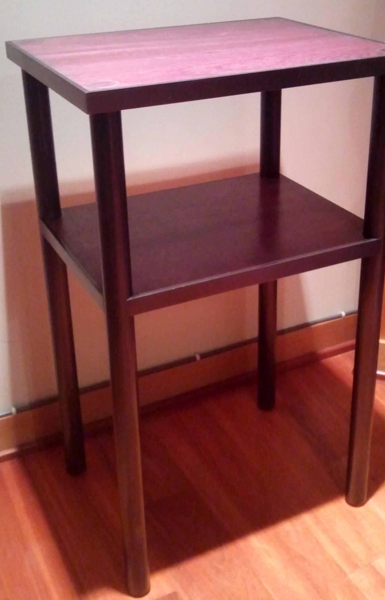 purple heart wood furniture. Purpleheart End Table Purple Heart Wood Furniture