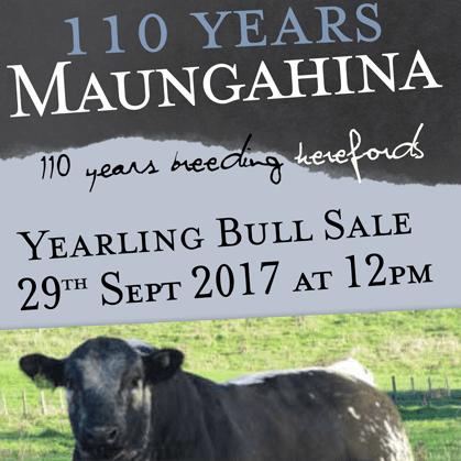 Maungahina Angus - 29 September 2017