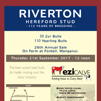 Riverton Angus - 21 September 2017