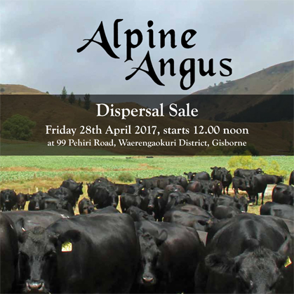 Alpine Angus - 28 April 2017