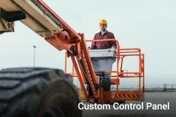 Custom Control Panel