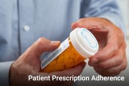 Prescription Adherence