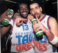 Fuente: www.baskonistas.com  Caracter ganador, caracter baskonia, Rivas y Green, dos idolos en Vitoria