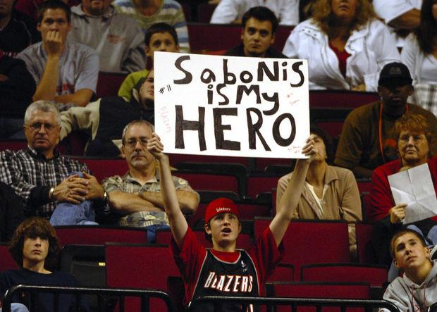 Fuente: www.oregonlive.com Sabas es un Héroe en Portland...donde lo adoran