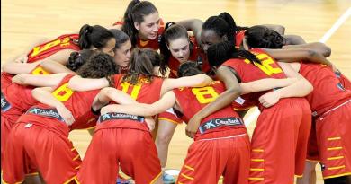 Fuente: twitter Esto es un equipo, estas chicas han ganado una Plata, cuanto tendrían que aprender de ellas muchos equipos ACB...cuanto