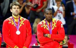 Fuente: www.marca.com MArc Gasol y Serge Ibaka dos de los mejores defensores de la NBA