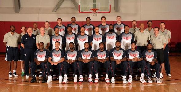 Fuente: www.basketblog.es No estaran todos, pero EEUU sigue siendo el rival a batir. (curiosidad, sabriais encontrar a un ex-jugador blaugrana que forma parte de esta selección)
