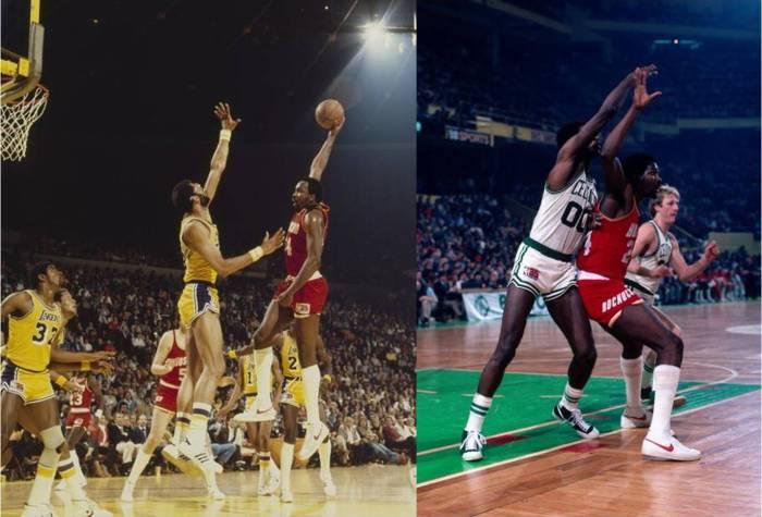 Siete victorias consecutivas fuera de casa en los playoff del 81, pero los Rockets se estrellaron contra los Celtics