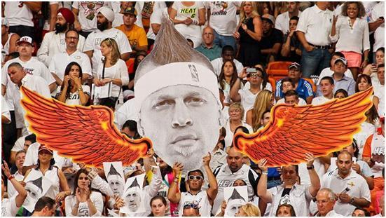 """Fuente: espn.go.com  Sus números quizás no sean de estrella...pero Chris """"Birdman"""" Andersen es una autentica y rutilante estrella en el firmamento NBA"""