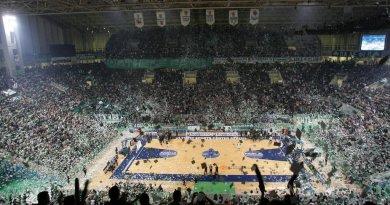 Fuente: www.panoramio.com El OAKA un infierno verde para los rivales, el Olimpo de los dioses para el PAO