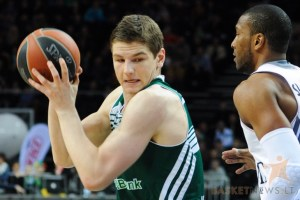 Fuente: www.basketnews.lt Arturas Gudaitis